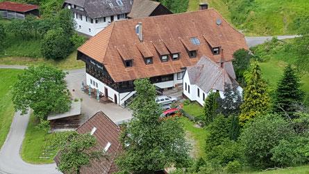 Gasthaus Käppelehof mit Wallfahrtsheiligtum