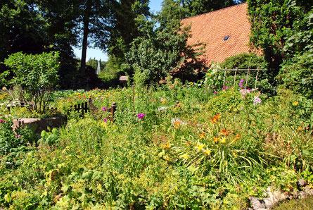 Blumen-Garten,Vogel-Park-Walsrode