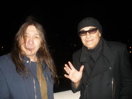 С Робертом на свежем воздухе в Аркадии