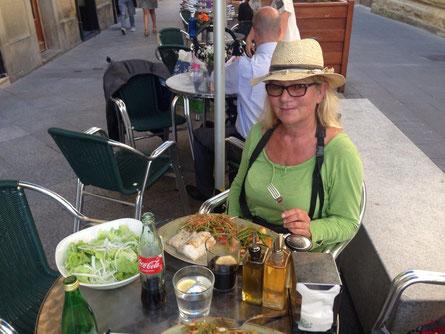 Whutt a dream-lunch