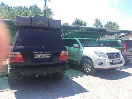 Land Cruiser friends...