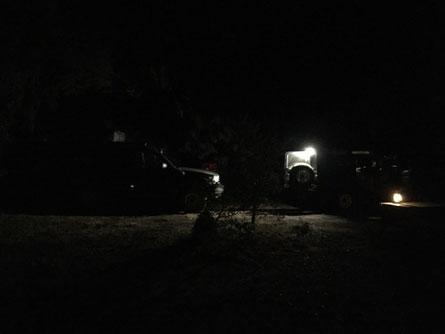 Stockfischter ufem Camping