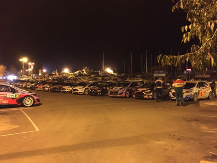 Nachtparking