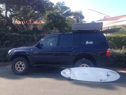 Ähä, let's get surfin...