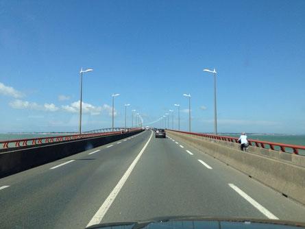 Brücke auf die Ile de Ré