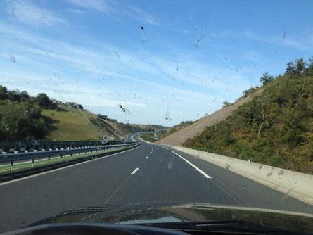 Der Vorteil teurer Autobahnen