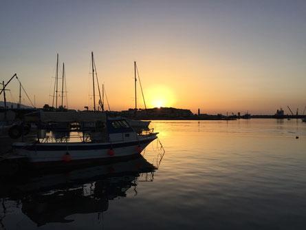 Rethimnon Hafen