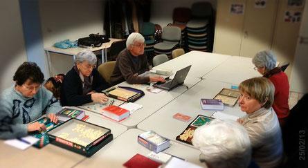 Atelier Scrabble au Club MGEN 17