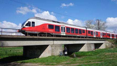 transporter vélo dans le train