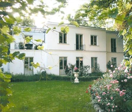 Neubau Hinterhaus Friedrich-Ebert
