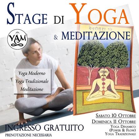 Corsi di Yoga all ' aperto - Carmagnola - Torino