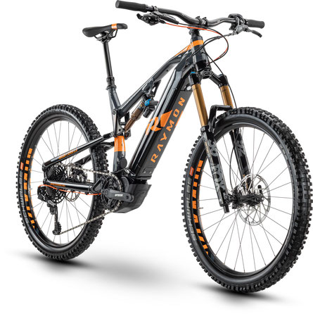 R Raymon TrailRay E-Seven 11.0 - e-Mountainbikes - 2020
