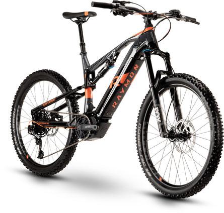 R Raymon Fullray E-Nine 8.0 e-Mountainbike 2020
