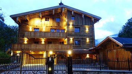 Komplette Revitalisierung eines alten Jagdhauses in Tirol als Generalübernehmer.
