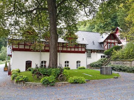 Renovierung und Revitalisierung von Schloss Calmuth - ein Juwel bekommt seine würdige Fassung
