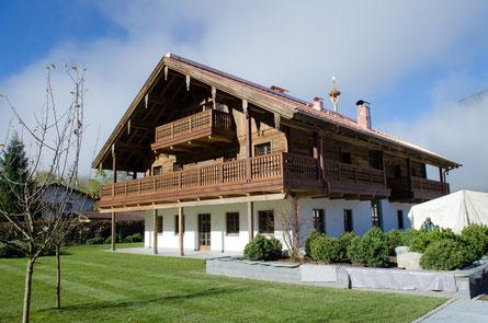 Wirleitner Jagdhaus Tirol Altholz