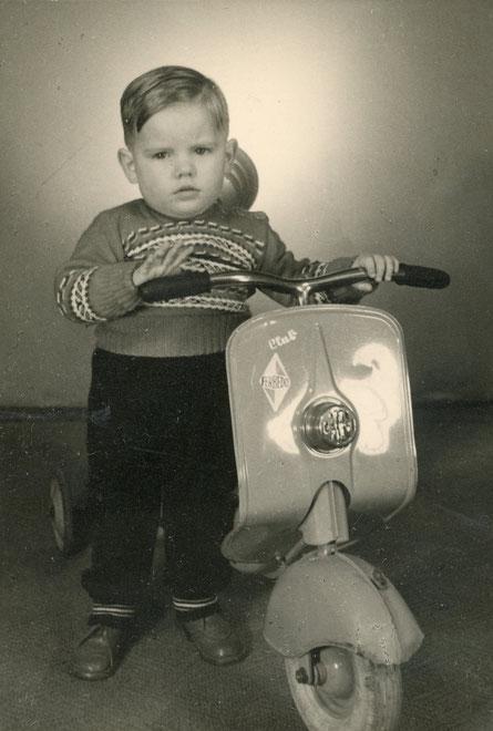 1958 - Foto Klaus Otto Nagorsnik