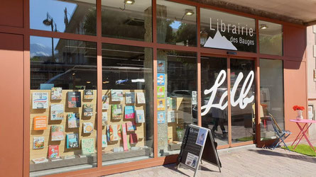 Librairie des Bauges Albertville