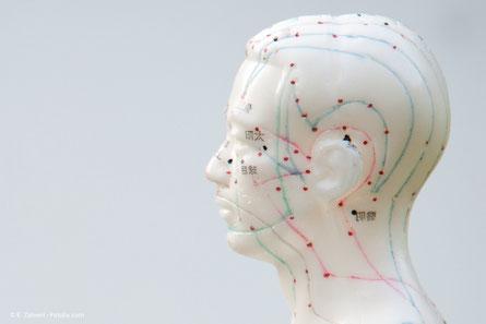 Gesichtsmeridiane: Unsichtbare Energiebahnen, über die der ganze Körper beeinflusst werden kann