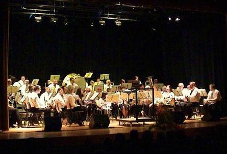 Première photo du concert de gala - Merci Maryse