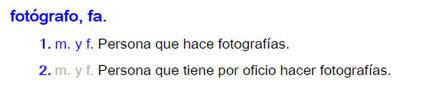 © Real Academia Española