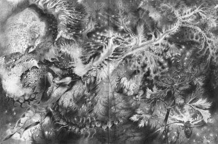 Matthias-Wyss-TAGESLICHT-DAYLIGHT-2011–2014-Pencil-On-Paper-22-x-44-Cm-12