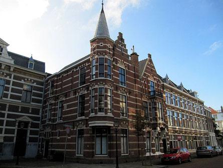 Den Haag Surinamestraat 42 en 44, rijksmonument en gemeentelijk monument