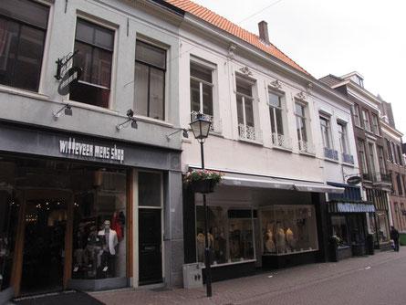 Bakkerstraat 11a Arnhem, gemeentelijk monument casco uit de late middeleeuwen