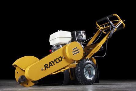 RAYCO handgeführte Stubbenfräse – RG 13 Serie II