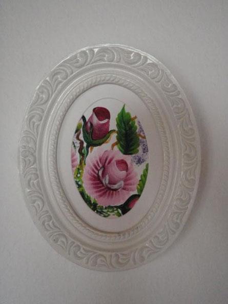 Blüten-Oval