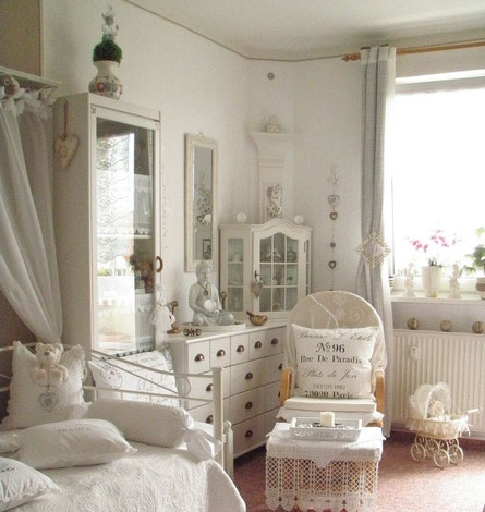 shabby chic landhaus stil vintage look elke krys. Black Bedroom Furniture Sets. Home Design Ideas