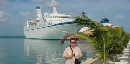 Aruba - Karibik Februar 2001