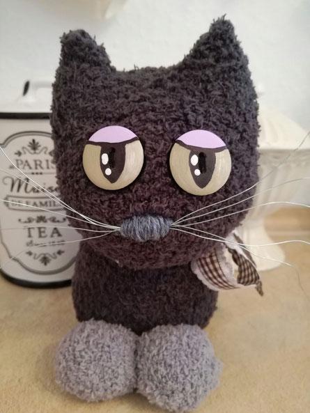 Socken-Katze :o)