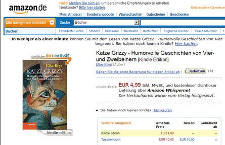 Für nur 4,99 € das Buch als Kindle Edition :o)