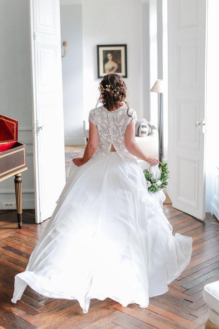 french wedding style wedding chateau france bear paris mariage dans un chateau proche de paris