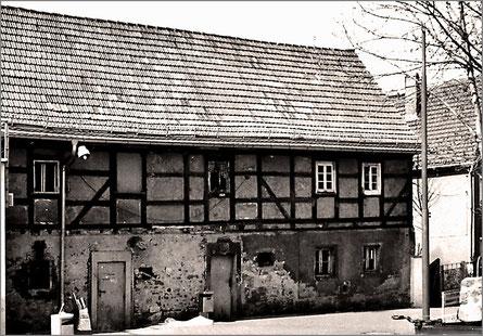 Haus Talstr. 5 vor der Restaurierung 2007, Foto: G. Moldenhauer