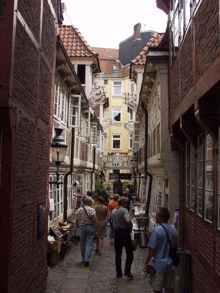 Corpus Delicti Tours - Die Krameramtsgasse. Ein Highlight unserer Tour