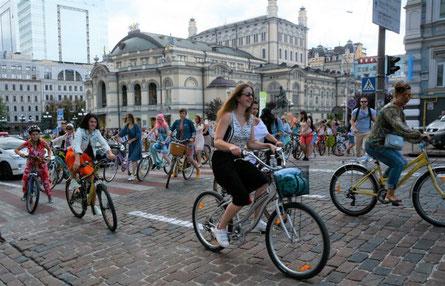 #KyivCycleChic 2019