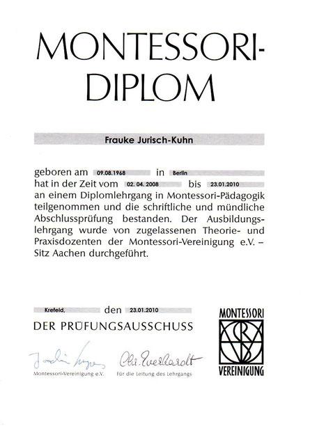 montessori diplom montessori-vereinigung aachen