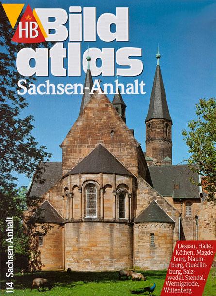 Tavel guide Saxony-Anhalt