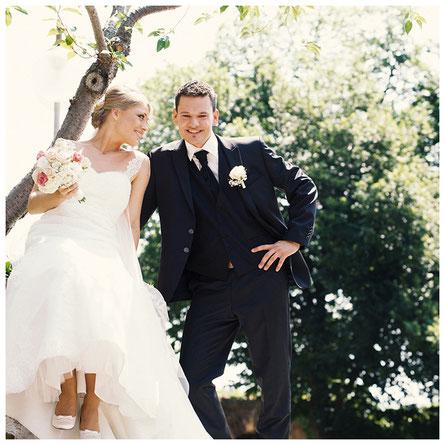 Fotos von Ihrer Hochzeit.