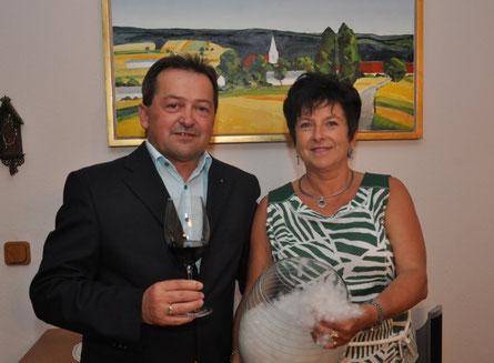 Geschäftsführung: Inh. Walter Biller und Gattin Luise Biller