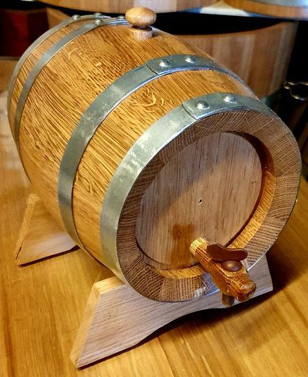 Holzfass 2 Liter