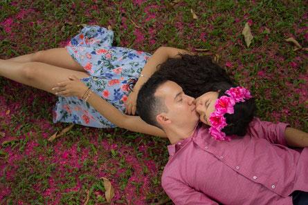 Fotografía pre boda en Villavicencio