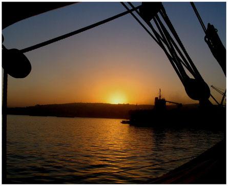 Valparaiso Sunrise