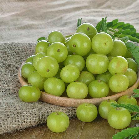 Amla-Beere in Beauty Triplet Nahrungsergänzung von R-Leben
