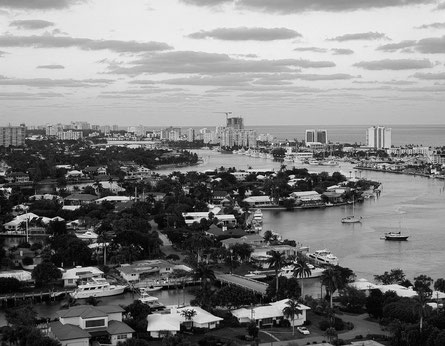 historical photo of Fort Lauderdale