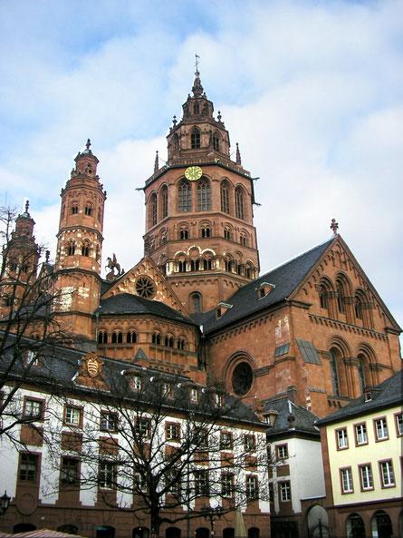 Catedral de Maguncia. Fuente: MainzerDom