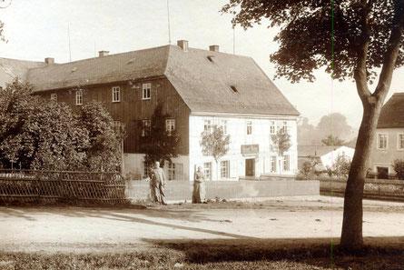 Bild: Wünschendorf Erzgebirge Weber
