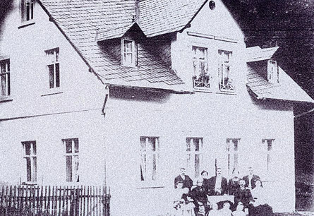 Bild: Teichler Wünschendorf Erzgebirge Findeisen-Schneidemühle
